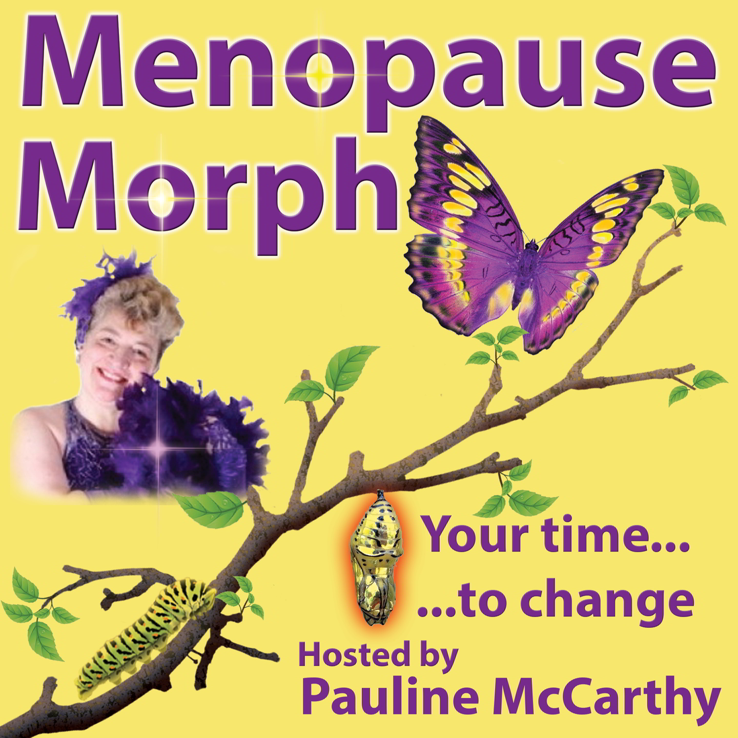 0050 Changes in Our Lives During the Menopause Years – Pauline McCarthy